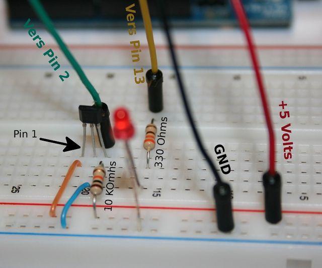 capteur effet hall arduino